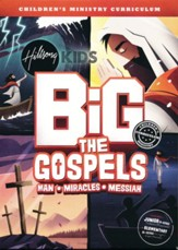 The Gospels Big Children's Ministry Curriculum, Season 3