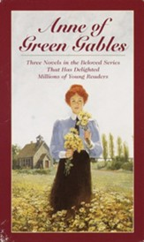 Anne of Green Gables/Anne of the Island/Anne of Avonlea