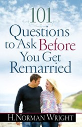 101 Questions to Ask Before You Get Remarried - eBook