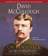 Mornings on Horseback - Audiobook on  CD