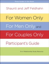 For Women Only, For Men Only, and For Couples Only Participant's Guide - eBook