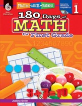 180 Days of Math for First Grade: Practice, Assess, Diagnose - PDF Download [Download]