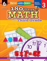 180 Days of Math for Third Grade: Practice, Assess, Diagnose - PDF Download [Download]