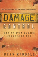 Damage Control: How to Stop Making Jesus Look Bad - eBook