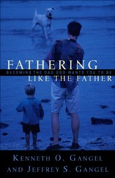Fathering Like the Father: Becoming the Dad God Wants You to Be - eBook