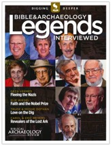 Bible and Archaeology Legends Interviewed