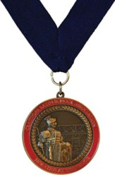 Horatius at the Bridge Medal