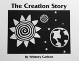 The Creation Story: A Small Beginning Book - board book
