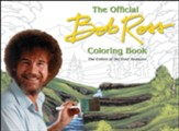 The Official Bob Ross Coloring Book: The Colors of the Four Seasons