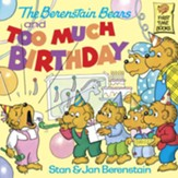 The Berenstain Bears and too Much Birthday - eBook