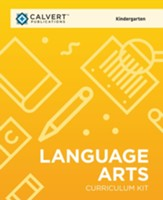 Calvert Kindergarten Language Arts  Complete Set