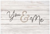 You & Me Wall Decor
