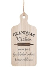 Grandma's Kitchen Mini Sign