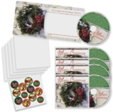 Merry Christmas - CD Greeting Card Set