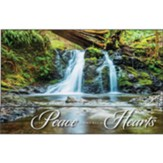 Let the Peace of Christ Rule in Your Hearts Plaque