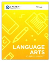 Calvert 1st Grade Language Arts Complete Set