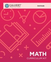 Calvert 2nd Grade Math Complete Set