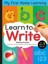 Learn to Write: Pencil Control, Line  Tracing, Letter Formation and More
