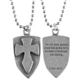 Cross Pendant, Duet. 31:6