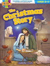 The Christmas Story Activity Book (ages 5-7)