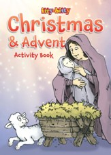 An itty-bitty Christmas and Advent Activity Book