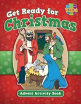 Get Ready for Christmas! Advent Activity Book