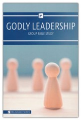 Godly Leadership Group Bible Study