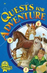 Quests for Adventure Grade 2 Reader
