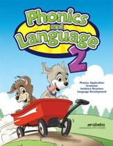 Phonics and Language 2 (Unbound Edition)