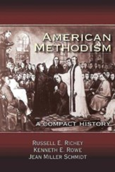 American Methodism: A Compact History - eBook