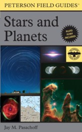 Peterson Field Guide to Stars & Planets 4th Edition