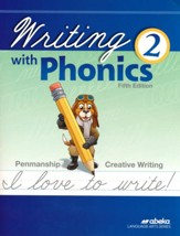 Writing with Phonics 2 (Cursive; 5th Edition)