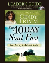 The 40 Day Soul Fast Leader's Guide - eBook