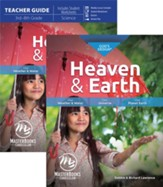 God's Design for Heaven & Earth Set (Student Edition & Teacher Guide)