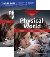 God's Design for the Physical World Set (Student Edition & Teacher Guide)