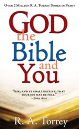 God, the Bible, and You - eBook