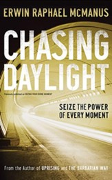 Chasing Daylight: Seize the Power of Every Moment - unabridged audiobook on CD
