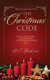 The Christmas Code Booklet - unabridged audiobook on CD