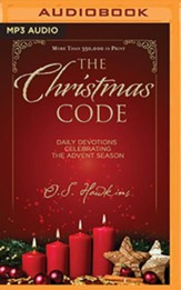 The Christmas Code Booklet - unabridged audiobook on MP3-CD