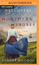 Daughters of Northern Shores - unabridged audiobook on MP3-CD