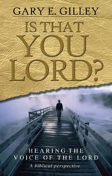 Is That You, Lord ?: Hearing The Voice Of The Lord, A Biblical Perspective - Slightly Imperfect