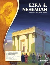 Ezra & Nehemiah Flash-a-Card Bible  Stories