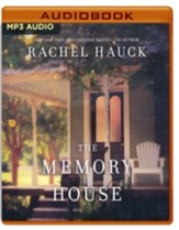 The Memory House - unabridged audiobook on MP3-CD