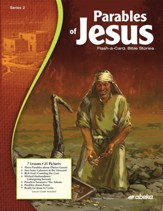 Parables of Jesus Series 2  Flash-a-Card Bible Stories