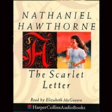 The Scarlet Letter, Unabridged Audiobook on MP3-CD