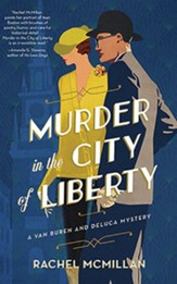 Murder in the City of Liberty - unabridged audiobook on CD