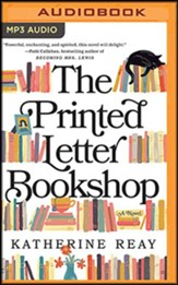 The Printed Letter Bookshop - unabridged audiobook on MP3-CD