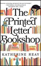 The Printed Letter Bookshop - unabridged audiobook on CD