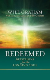 Redeemed: Devotions for the Longing Soul - unabridged audiobook on CD