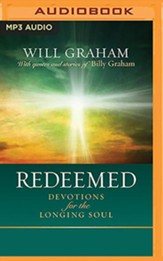 Redeemed: Devotions for the Longing Soul - unabridged audiobook on MP3-CD